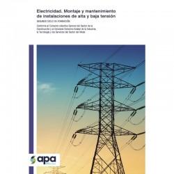 Manual Electricidad montaje...