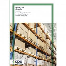 Manual Operario de almacén