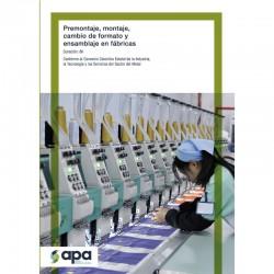 Manual Premontaje, montaje,...